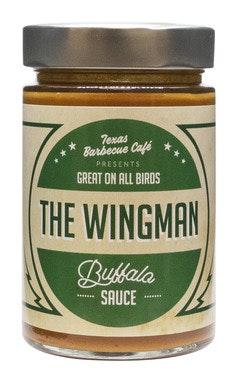 Texas Barbecue Café The Wingman Buffalo Sauce 330 ml