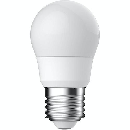 Clas Ohlson LED Kronepære E27 6w 470lm 1 stk