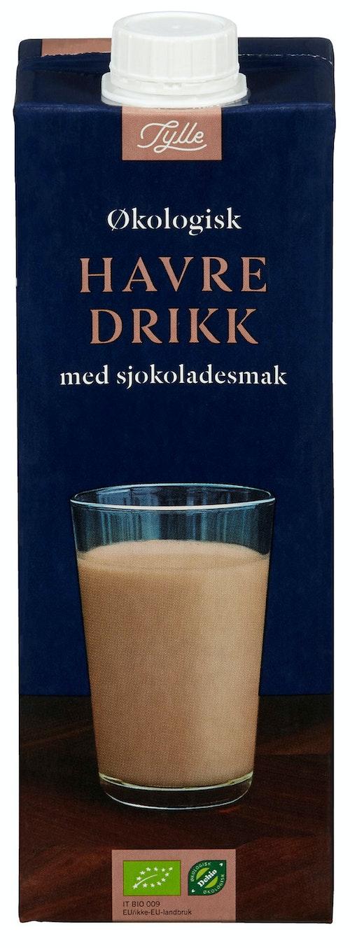 Tylle Økologisk Havredrikk med Sjokolade 1 l