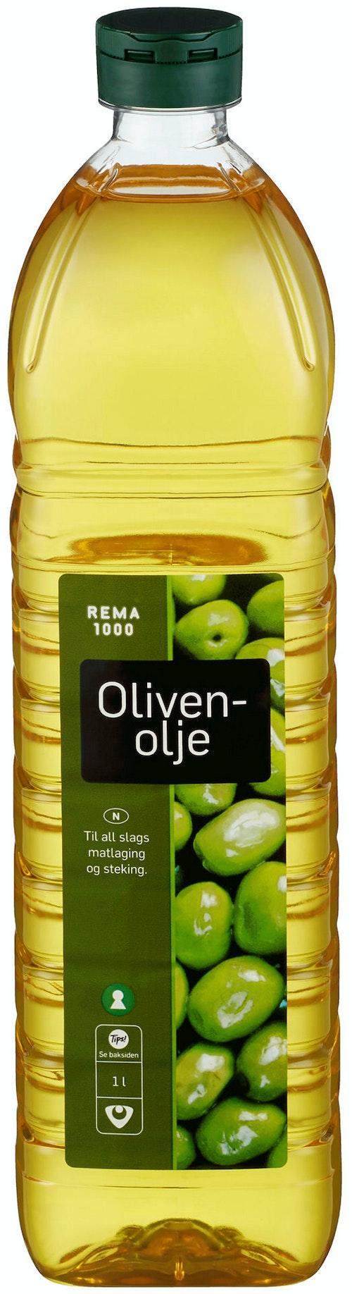 REMA 1000 Olivenolje 1 l