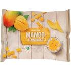 Mangoterninger Fryst