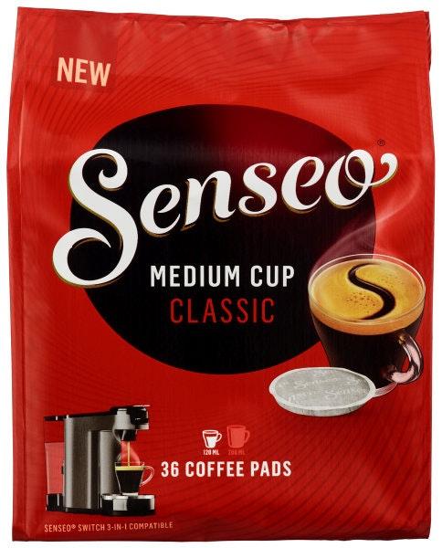 Friele Senseo Classic Medium Kapsler, 36 stk