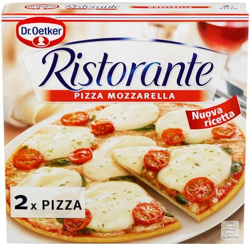 Dr. Oetker Ristorante Mozzarella 2pk, 670 g