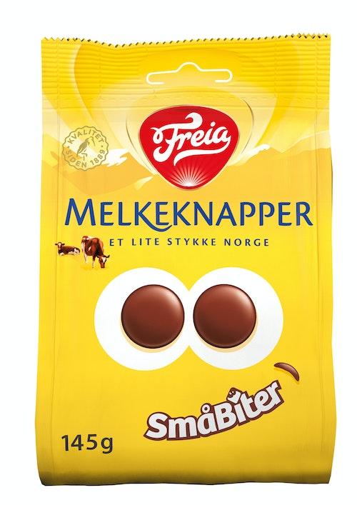 Freia Melkeknapper Småbiter 145 g