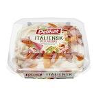 Italiensk Salat med Skinke