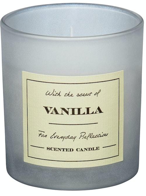 Duftlys i Glass Vanilla 1 stk