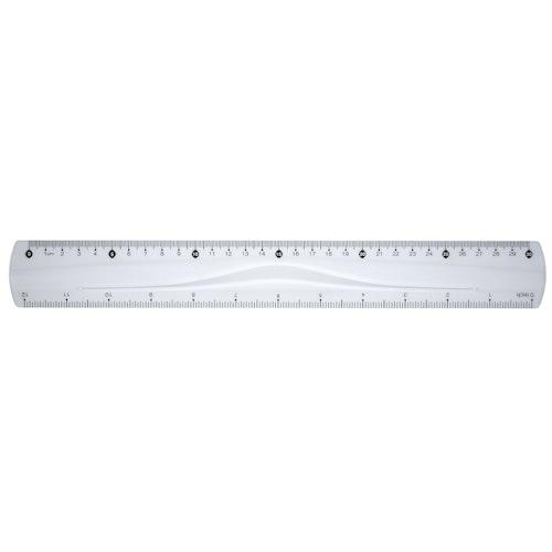 Clas Ohlson Linjal 30 cm 1 stk
