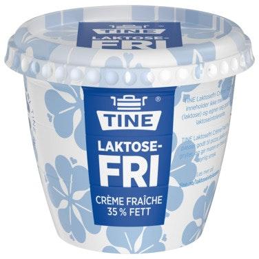 Tine TINE Crème Fraîche Laktosefri 300 g