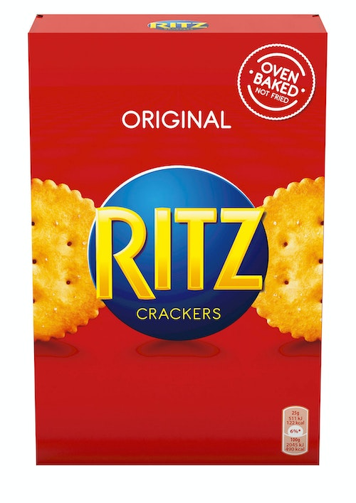 Ritz Ritz Crackers 200 g