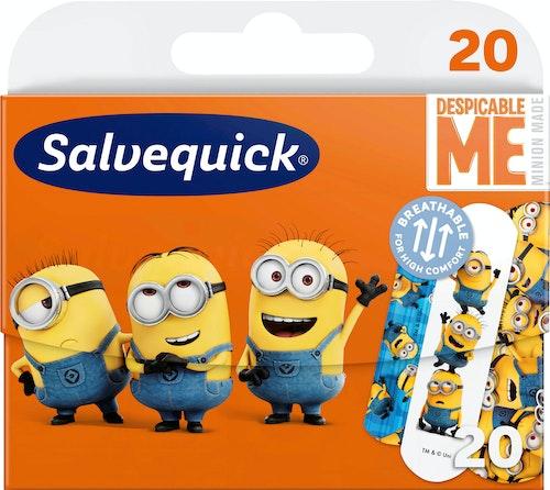 Salvequick Minions Plaster 20 stk