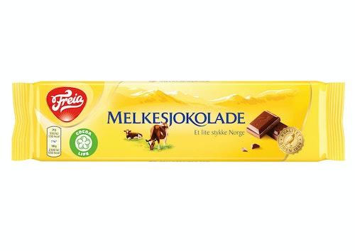 Freia Melkesjokolade 60 g