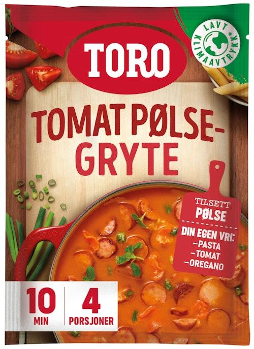 Toro Tomat Pølsegryte 108 g