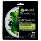 Pure Charcoal Tissue Mask