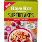 Superflakes Bringebær og Kokos