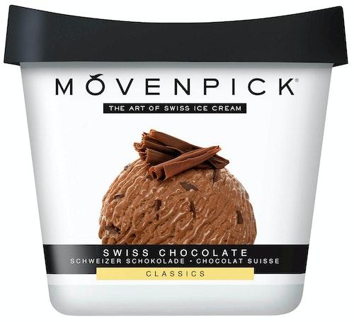 Mövenpick Swiss Chocolate 0,9 l