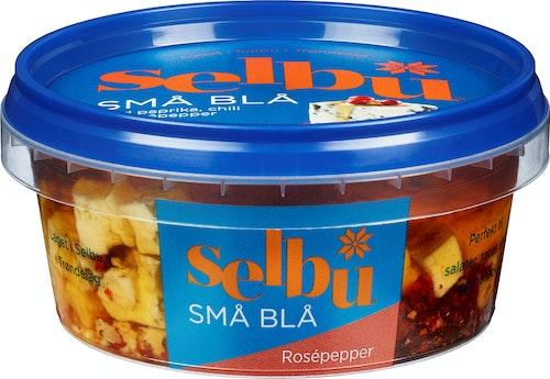 Selbu Selbu Små Blå Med Paprika, Chili Og Rosépepper 150 g