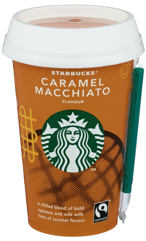 Starbucks Caramel Macchiato 220 ml