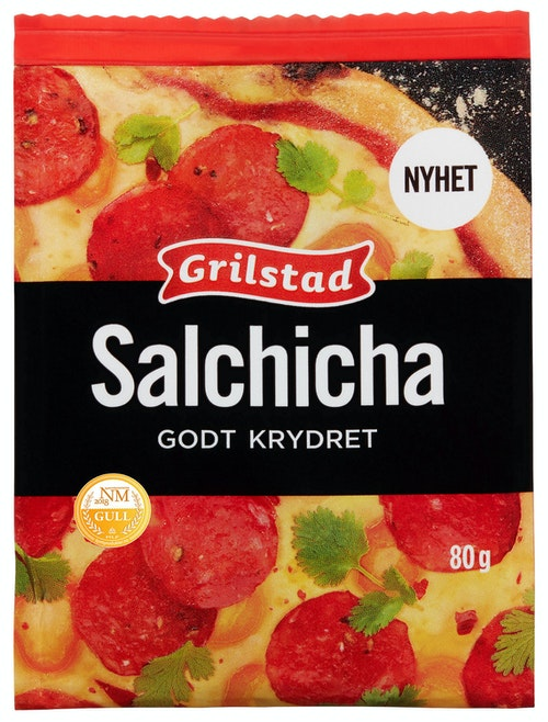 Grilstad Salchicha 80 g