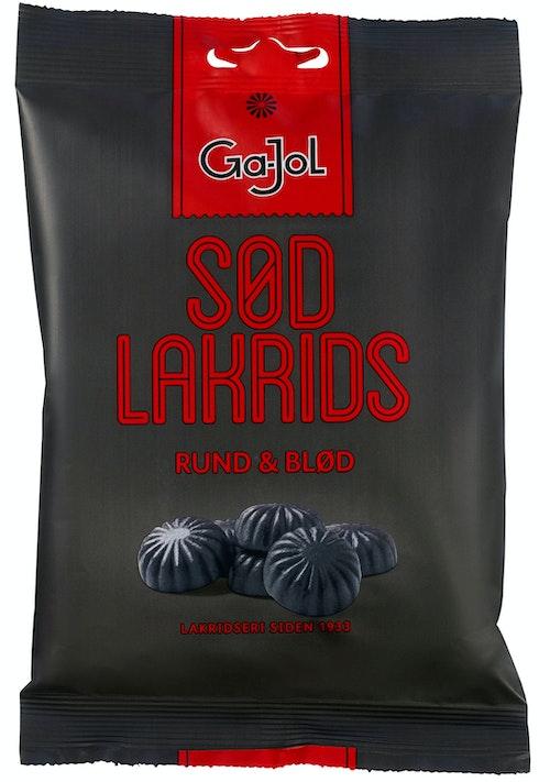 Ga-Jol Lakris Søt 140 g
