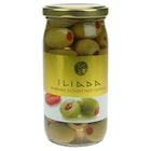 Oliven Grønn Med Paprika
