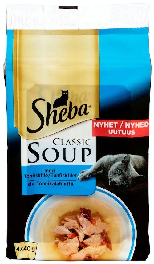 Sheba Sheba Soup 4 x 40g, 160 g