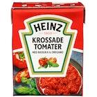 Hakkede Tomater Urter