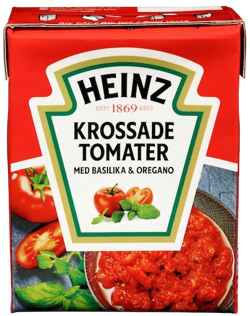 Heinz Hakkede Tomater Urter 390 g