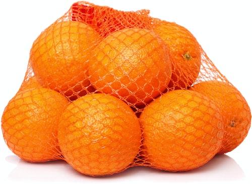 Appelsiner i Nett Vår Laveste Pris, Spania/ Kypros, 2 kg