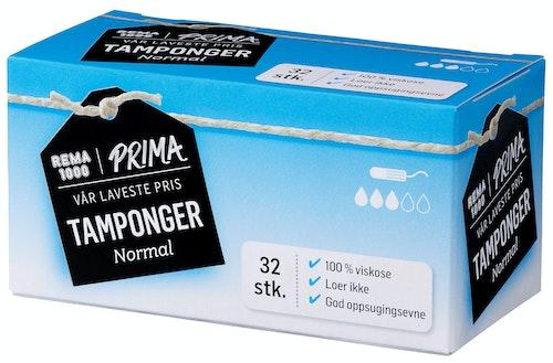 Prima Tamponger 32 stk