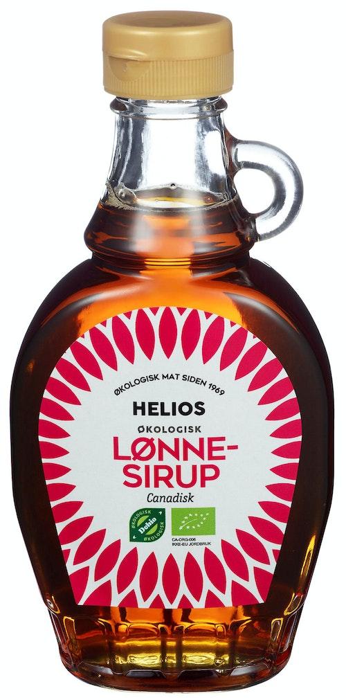 Helios Lønnesirup Økologisk, 189 ml