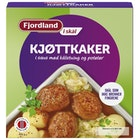 Fjordland Kjøttkaker med kålstuing