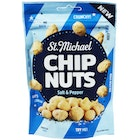 Chip Nuts Salt & Pepper