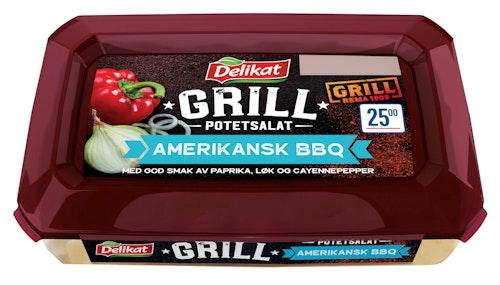 Delikat Grillpotetsalat BBQ 400 g