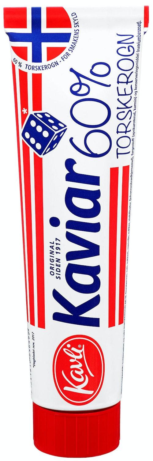 Kavli Kaviar 60% 190 g