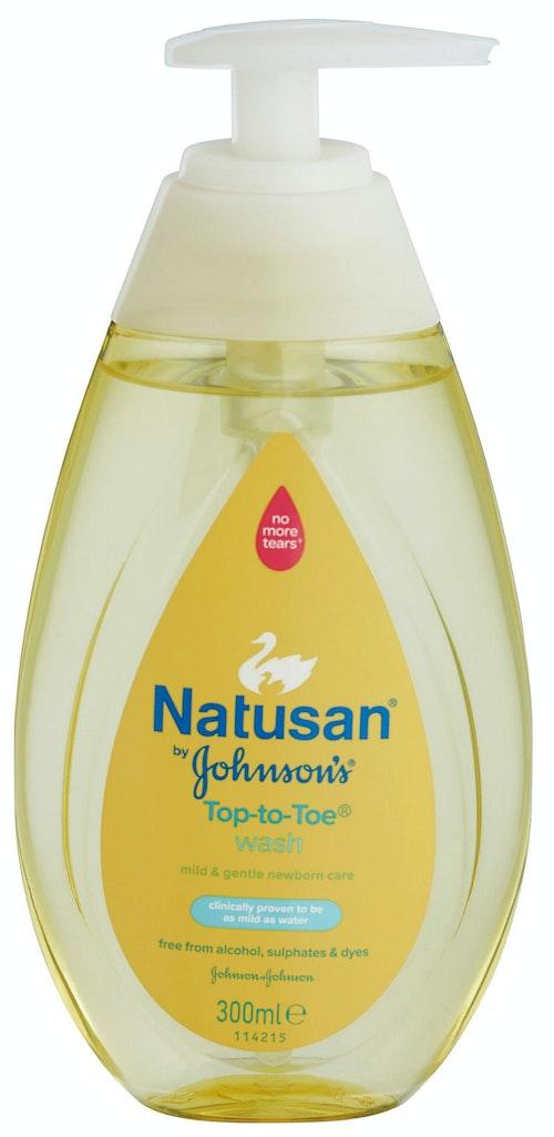 Natusan Top-to-toe Babywash 300 ml