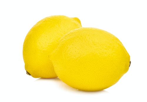 Sitroner 2/3 stk Spania, 400 g