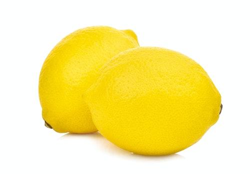 Sitroner 2/3 stk Spania/ Sørafrika/ Uruguay, 400 g
