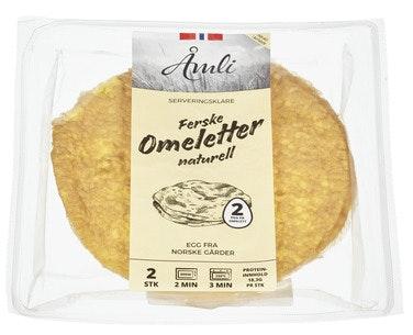 Åmli Omelett Ferdigstekt 2 stk