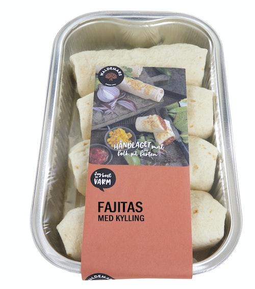 Kylling Wrap Fajitas 4 stk