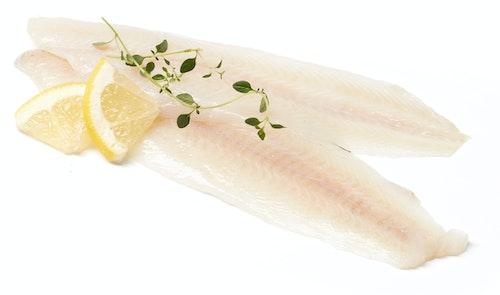 Domstein Smørflyndrefilet Villfisk, ca. 400 g