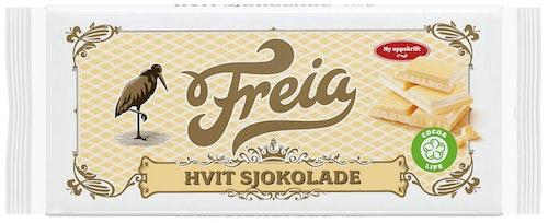 Freia Hvit Sjokolade  100 g