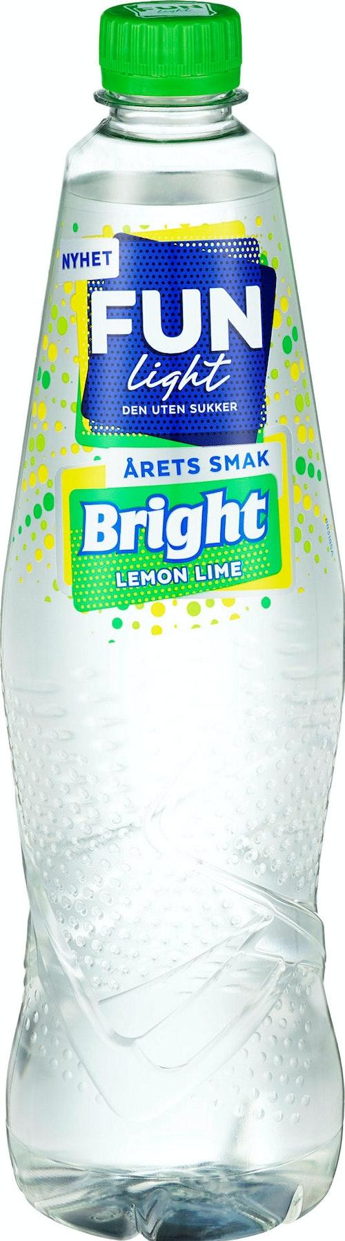 Fun Light Bright Lemon Lime 0,8 l