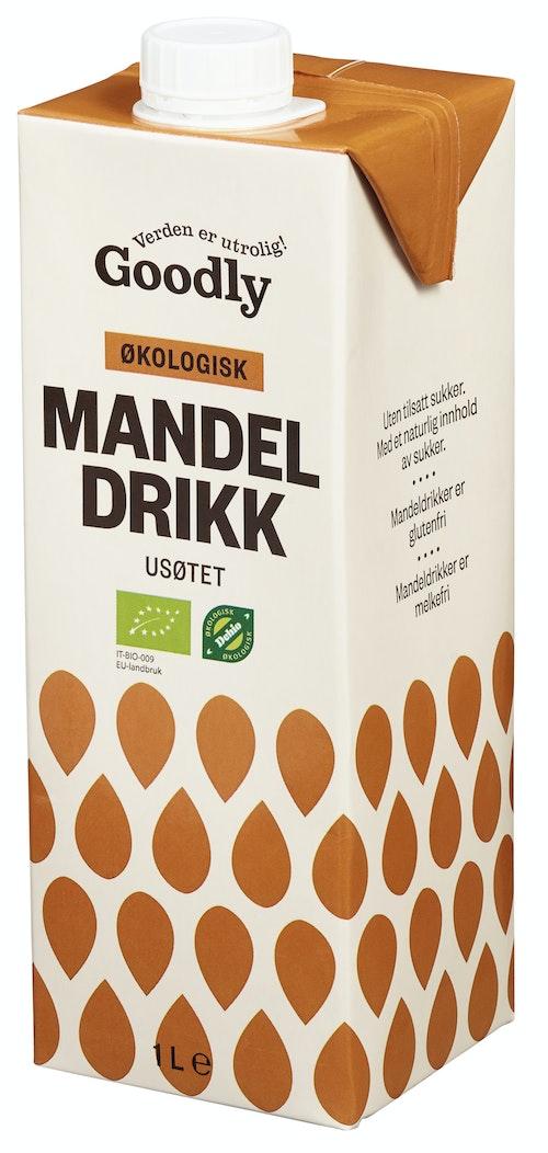 Goodly Mandeldrikk 1 l