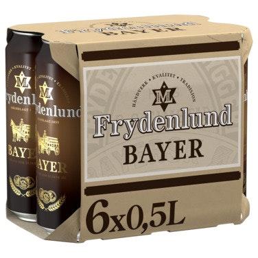 Frydenlund Frydenlund Bayer 6 x 0,5l, 3 l