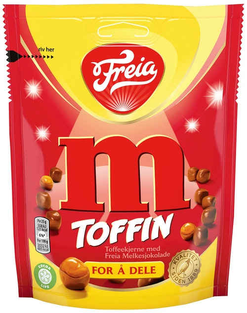 Freia Toffin Classic 140 g