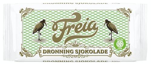 Freia Dronning Sjokolade Kokesjokolade, 100 g