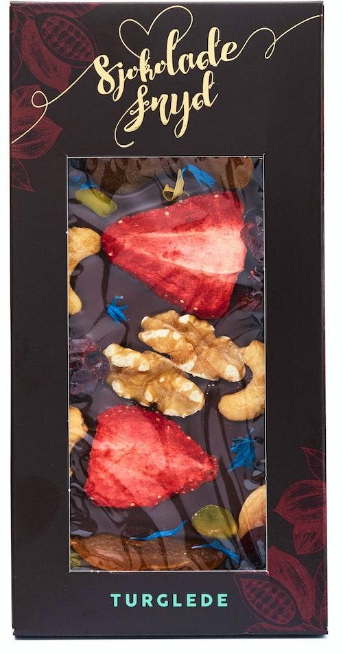 Jentene På Tunet Turglede Mørk Sjokolade 110 g