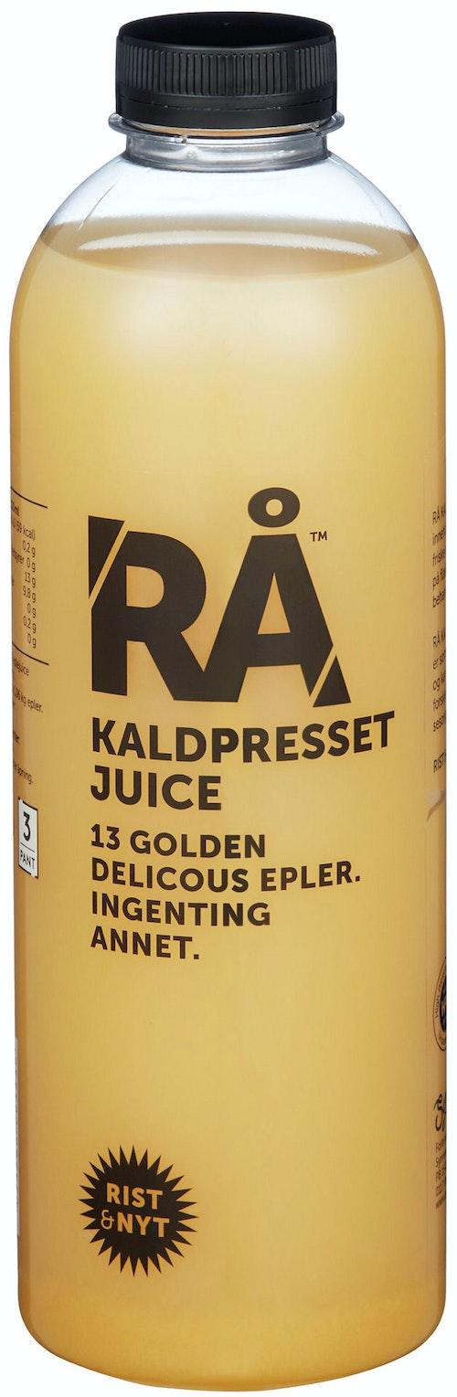 Synnøve Rå Kaldpresset Eplejuice 1 l