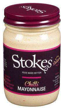 Stokes Chili Majones 345 g