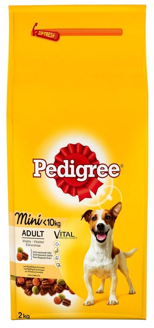Pedigree Small Dog Kyll & Ris 2 kg
